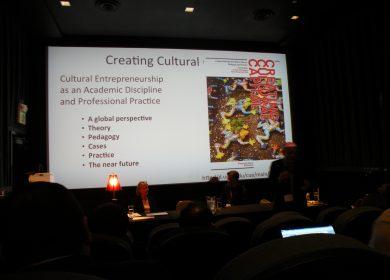 Nos fue genial en Duluth: Presentamos en la 1ª conferencia sobre emprendimiento cultural